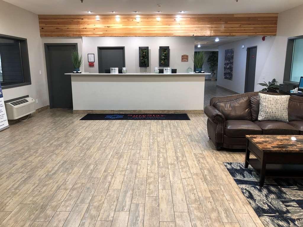 SureStay Plus Hotel by Best Western Moses Lake - Vue du lobby