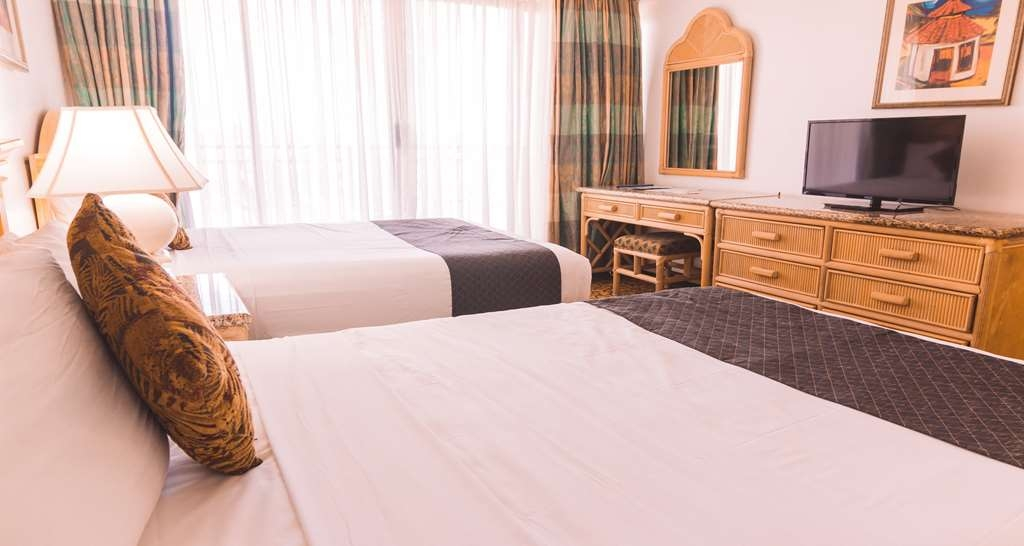 SureStay Hotel by Best Western Guam Airport South - Designed for corporate and leisure traveler alike, make a reservation in this 2 room suite featuring a queen bed.