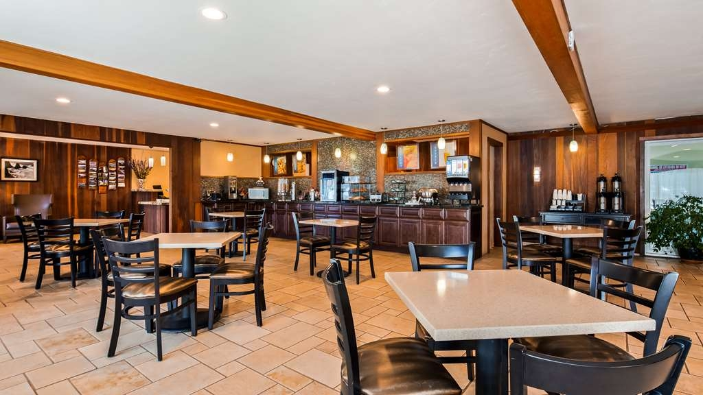 Best Western Vista Manor Lodge - Restaurant / Etablissement gastronomique