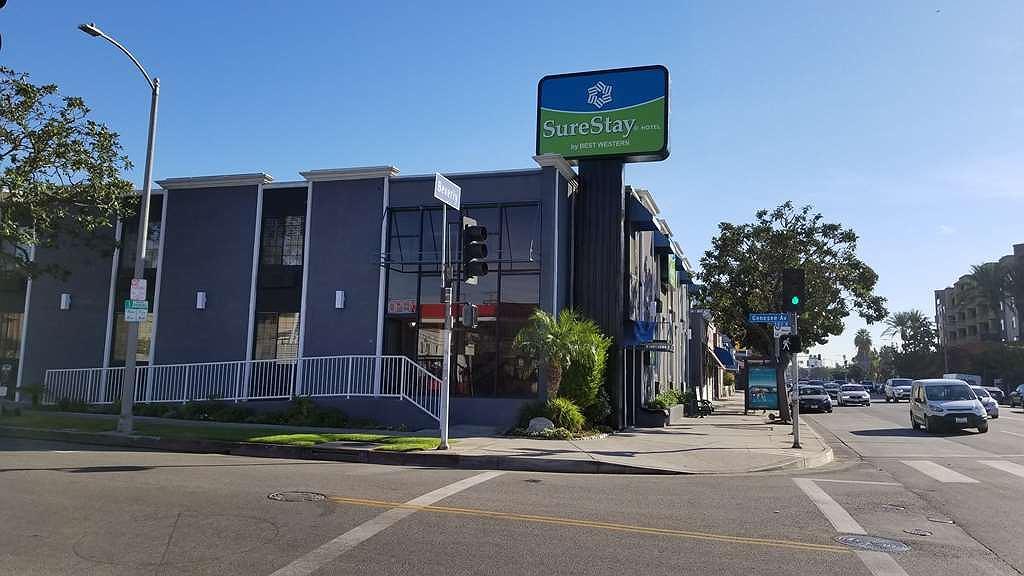 SureStay Hotel by Best Western Beverly Hills West LA - Vista exterior
