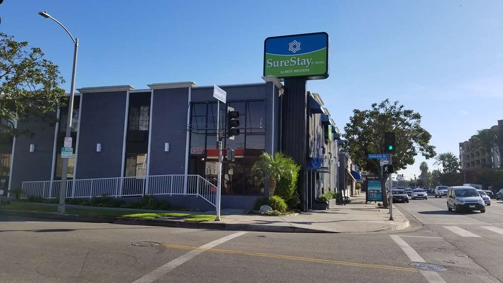 SureStay Hotel by Best Western Beverly Hills West LA - Facciata dell'albergo