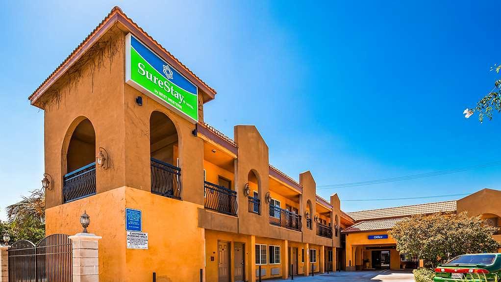 SureStay Hotel by Best Western South Gate - Aussenansicht