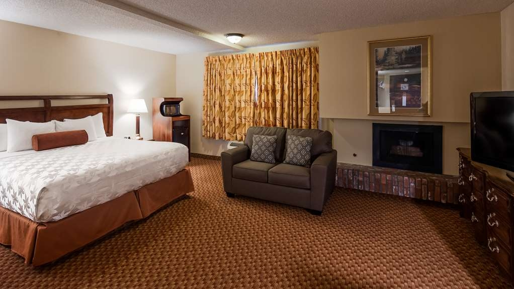 SureStay Plus Hotel by Best Western Reno Airport - Suite