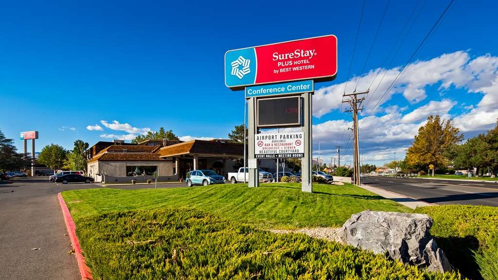 SureStay Plus Hotel by Best Western Reno Airport - Facciata dell'albergo