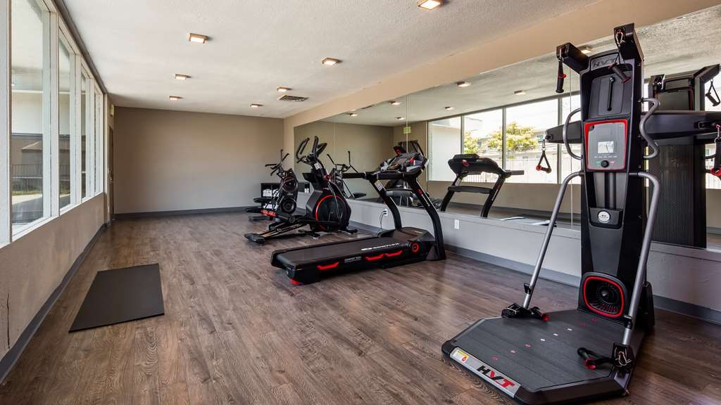 SureStay Plus Hotel by Best Western Point Richmond - Club de remise en forme