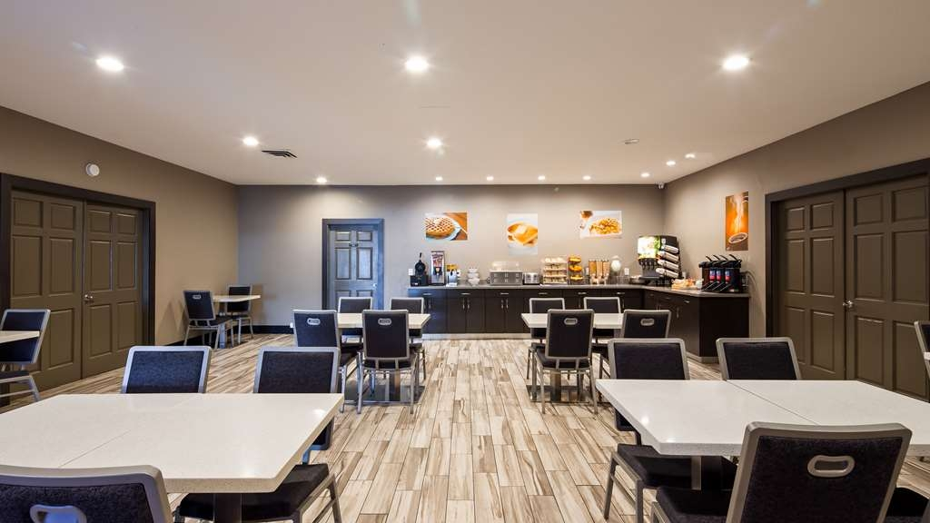 SureStay Plus Hotel by Best Western Point Richmond - Restaurant / Etablissement gastronomique