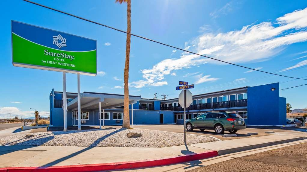 SureStay Hotel by Best Western Ridgecrest - Welcome to the SureStay Hotel by Best Western Ridgecrest!