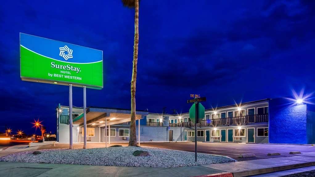 SureStay Hotel by Best Western Ridgecrest - Facciata dell'albergo