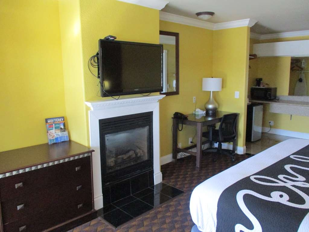 SureStay Hotel by Best Western Seaside Monterey - Chambre d'agrément