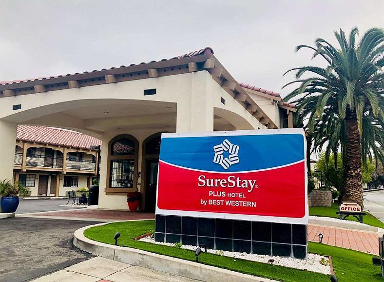 SureStay Plus by Best Western Santa Clara Silicon Valley - Area esterna