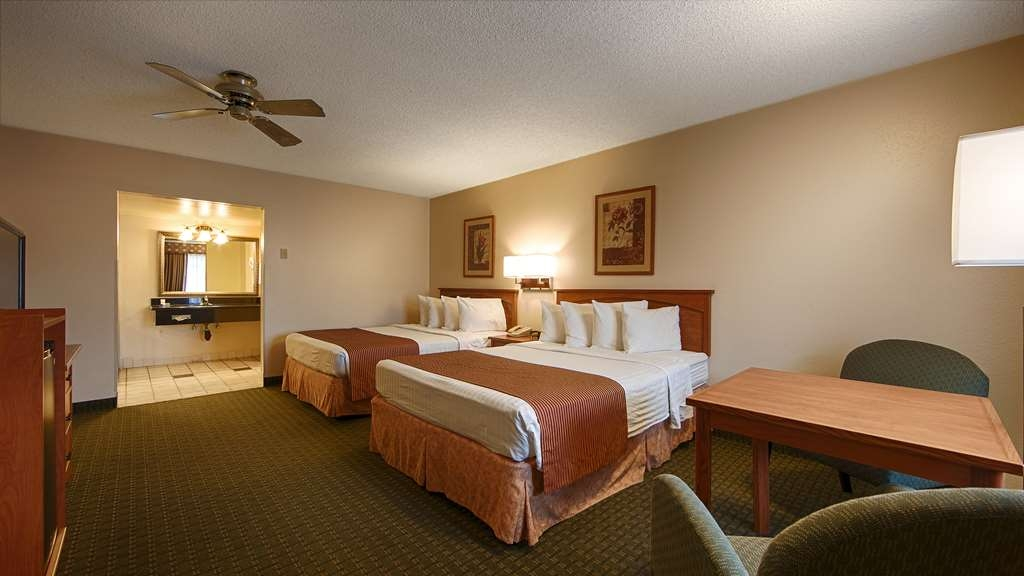 SureStay Hotel by Best Western Tehachapi - Chambres / Logements