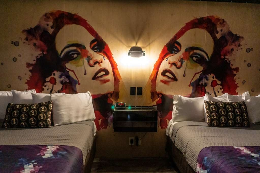 SureStay Hotel by Best Western Phoenix Downtown - This 2 queens accessible room is designed for your relaxation and comfort.