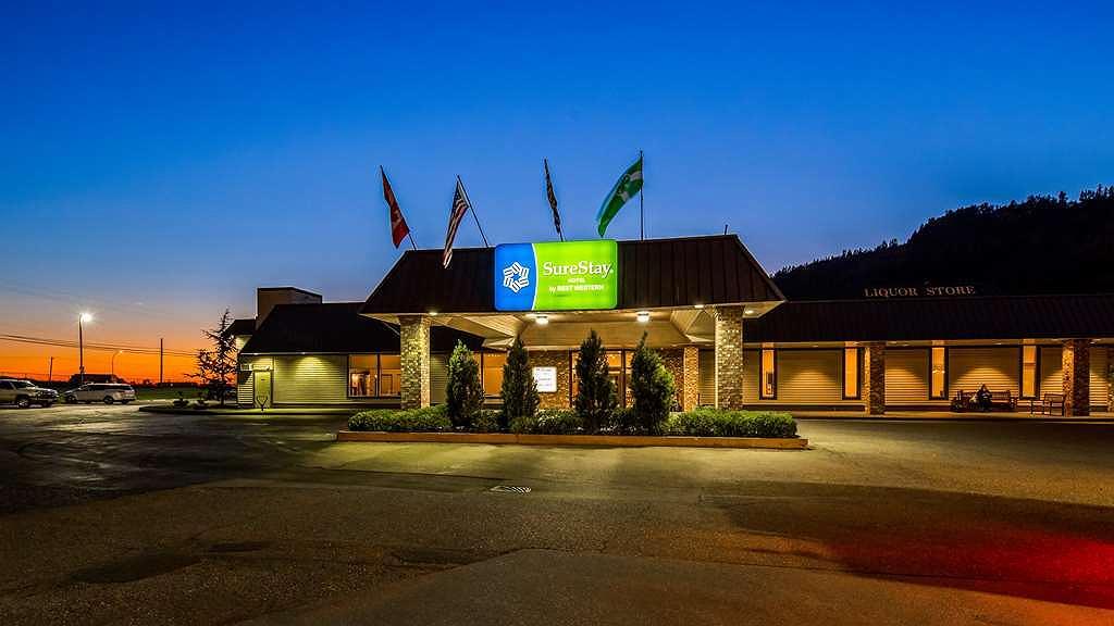 SureStay Hotel by Best Western Chilliwack - Vue extérieure