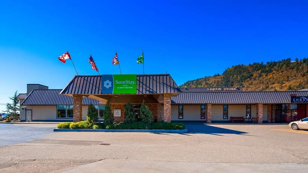 SureStay Hotel by Best Western Chilliwack - Façade