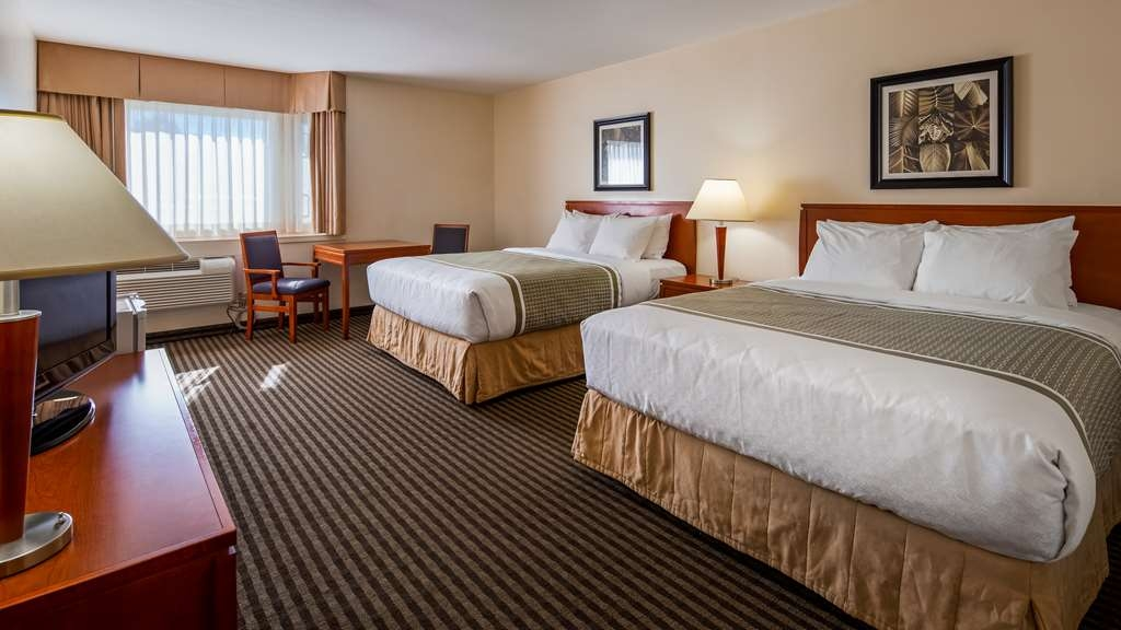 SureStay Hotel by Best Western Chilliwack - Chambres / Logements
