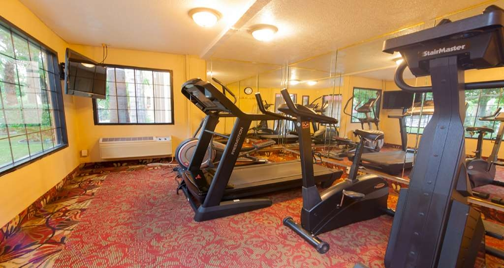 SureStay Plus Hotel by Best Western Bakersfield North - Our fitness center is outfitted with everything you need for a great workout.