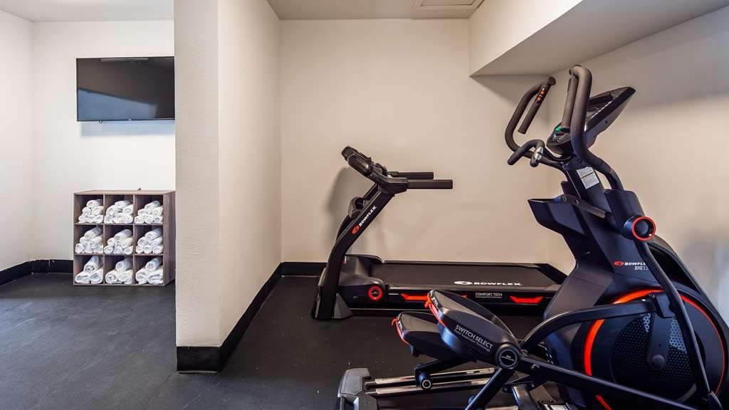 SureStay Plus Hotel by Best Western Sacramento Cal Expo - Fitnessstudio