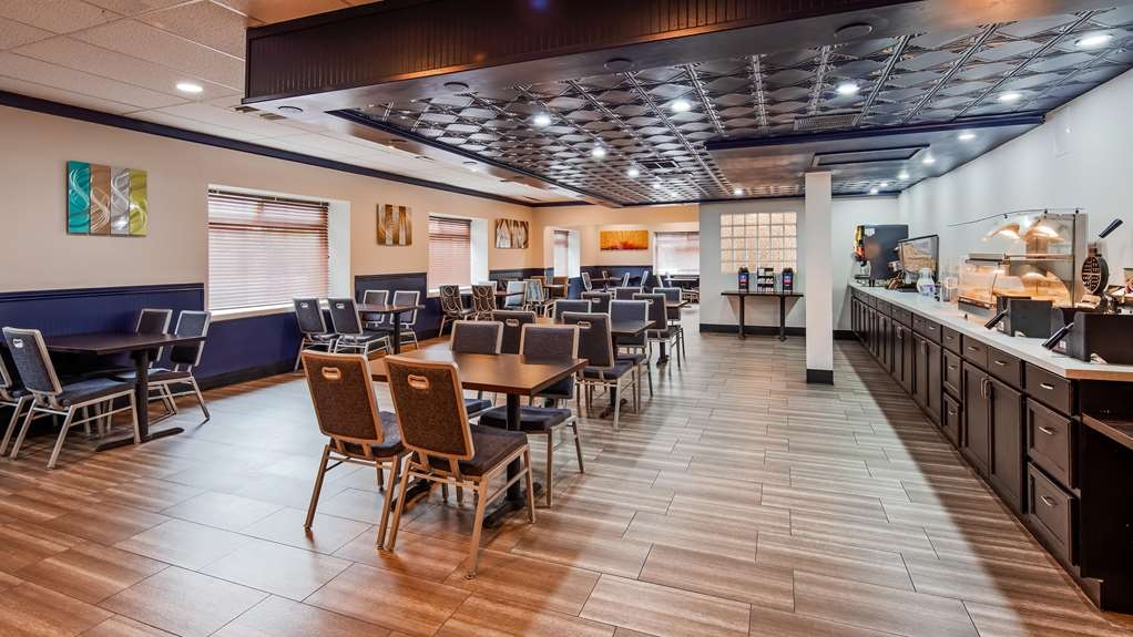 SureStay Plus Hotel by Best Western Sacramento Cal Expo - Restaurant / Gastronomie