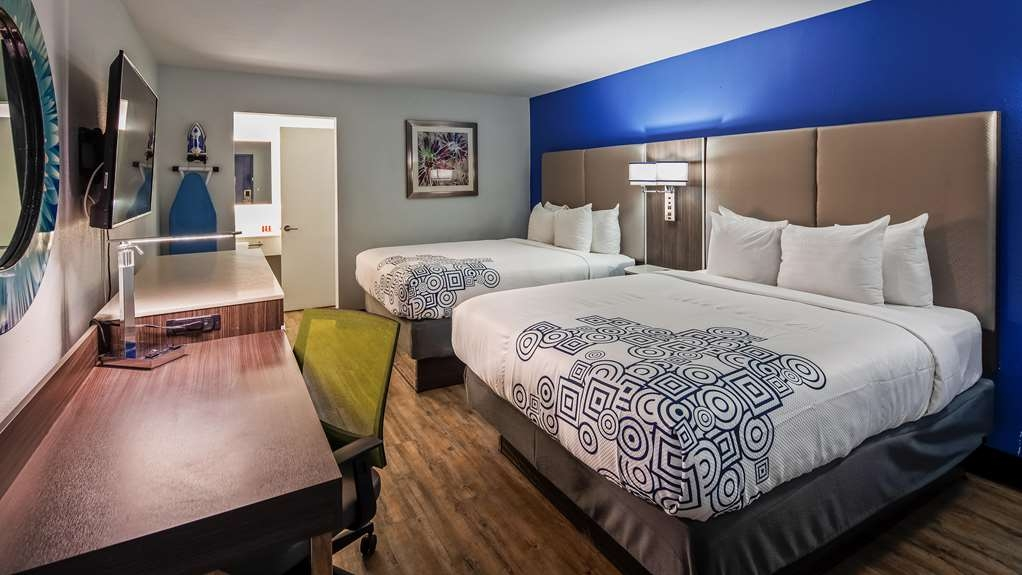 SureStay Plus Hotel by Best Western Sacramento Cal Expo - Camere / sistemazione