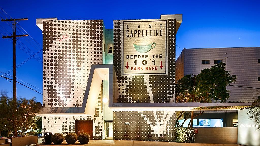 Best Western Plus Hollywood Hills Hotel - Vista exterior