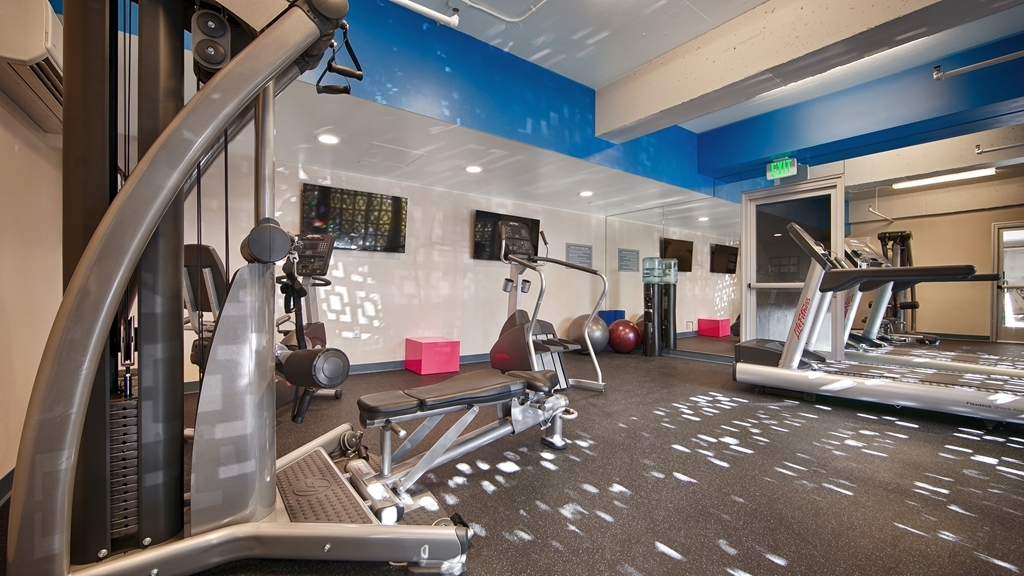Best Western Plus Hollywood Hills Hotel - exercise chambre