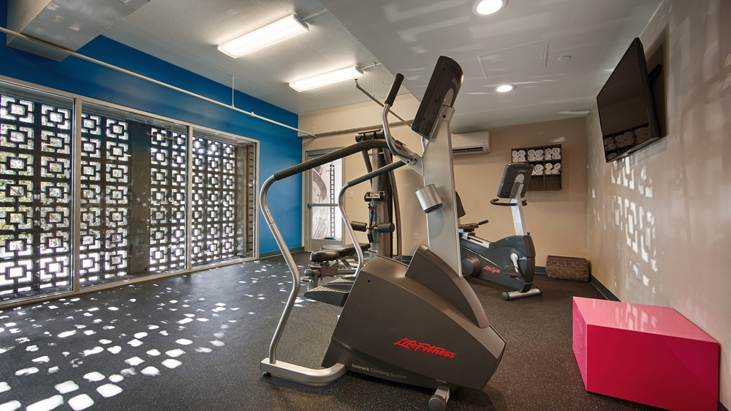 Best Western Plus Hollywood Hills Hotel - Club de remise en forme