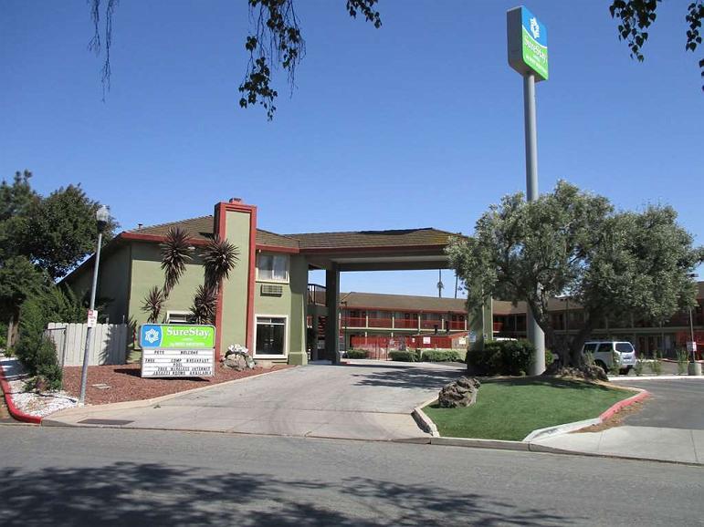 SureStay Hotel by Best Western King City - Area esterna