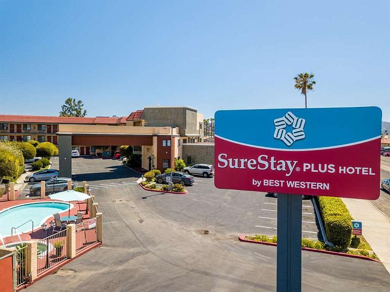 SureStay Plus Hotel by Best Western El Cajon - Vista Exterior