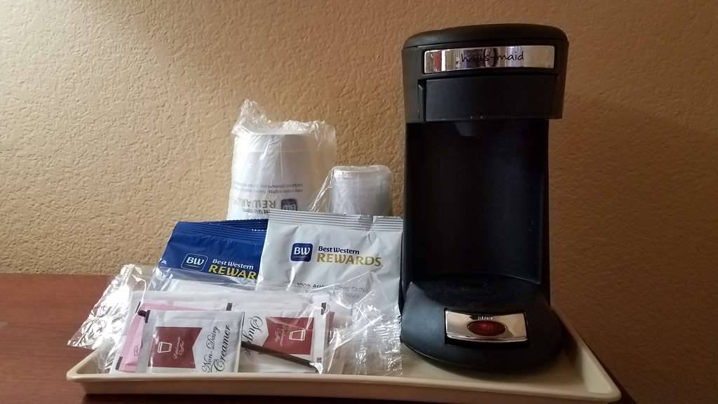 SureStay Plus Hotel by Best Western El Cajon - For your convenience we offer a single service coffee maker in each room.