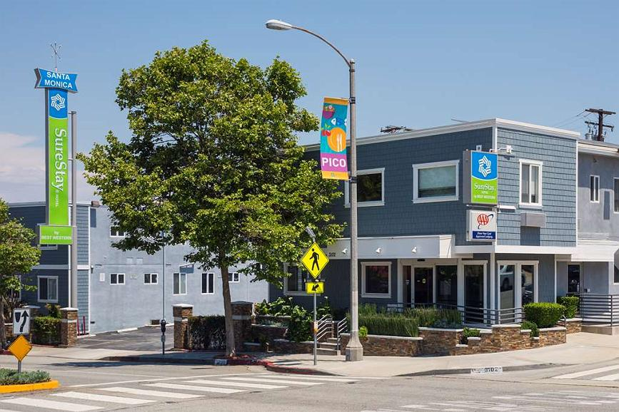 SureStay Hotel by Best Western Santa Monica - Area esterna