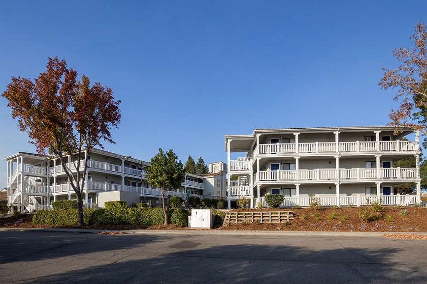 SureStay Hotel by Best Western Fairfield Napa Valley - Vista exterior
