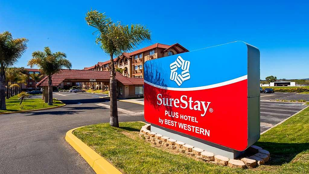 SureStay Plus Hotel by Best Western Lompoc - Aussenansicht