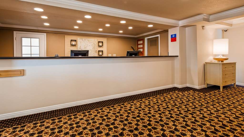 SureStay Plus Hotel by Best Western Lompoc - Our front desk is happy to provide all the comforts of home for you during your stay.