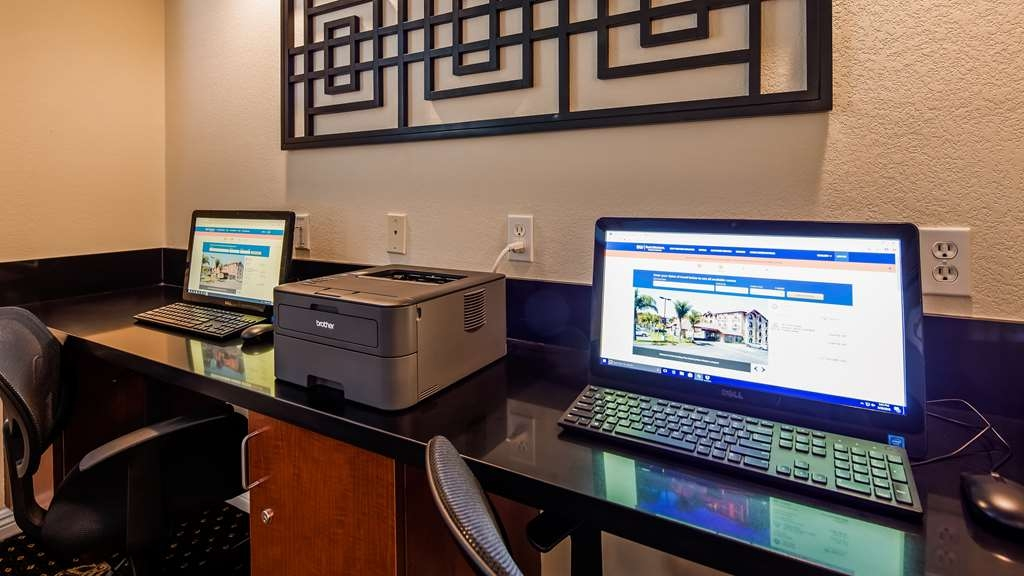 SureStay Plus Hotel by Best Western Lompoc - Stay productive during your time away from home in our business center.