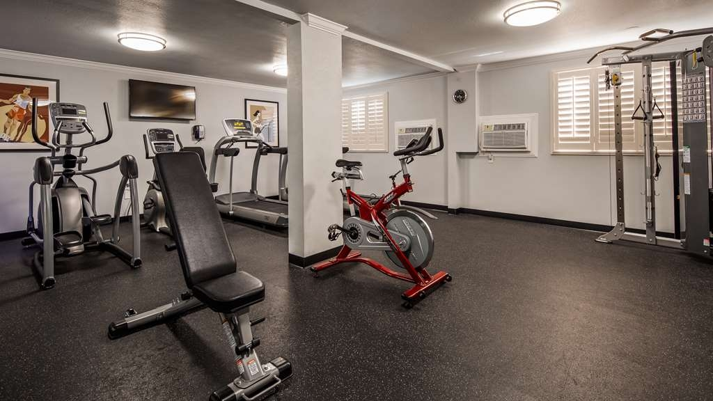 SureStay Plus Hotel by Best Western Lompoc - Our fitness center is outfitted with everything you need for a great workout.