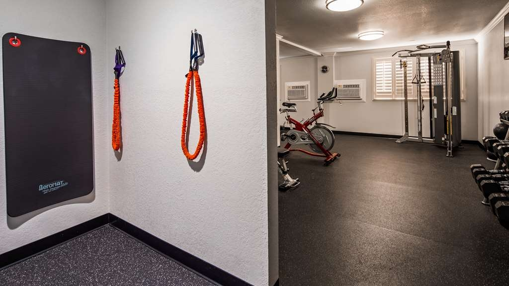 SureStay Plus Hotel by Best Western Lompoc - Maintain your fitness routine during your stay with us in our fitness center.