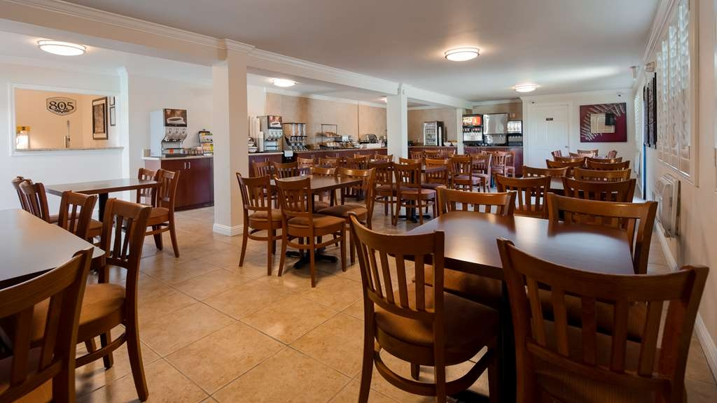 SureStay Plus Hotel by Best Western Lompoc - Rise and shine with a complimentary breakfast every morning.