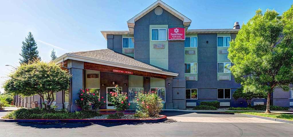 SureStay Plus Hotel by Best Western Redding - Vista exterior
