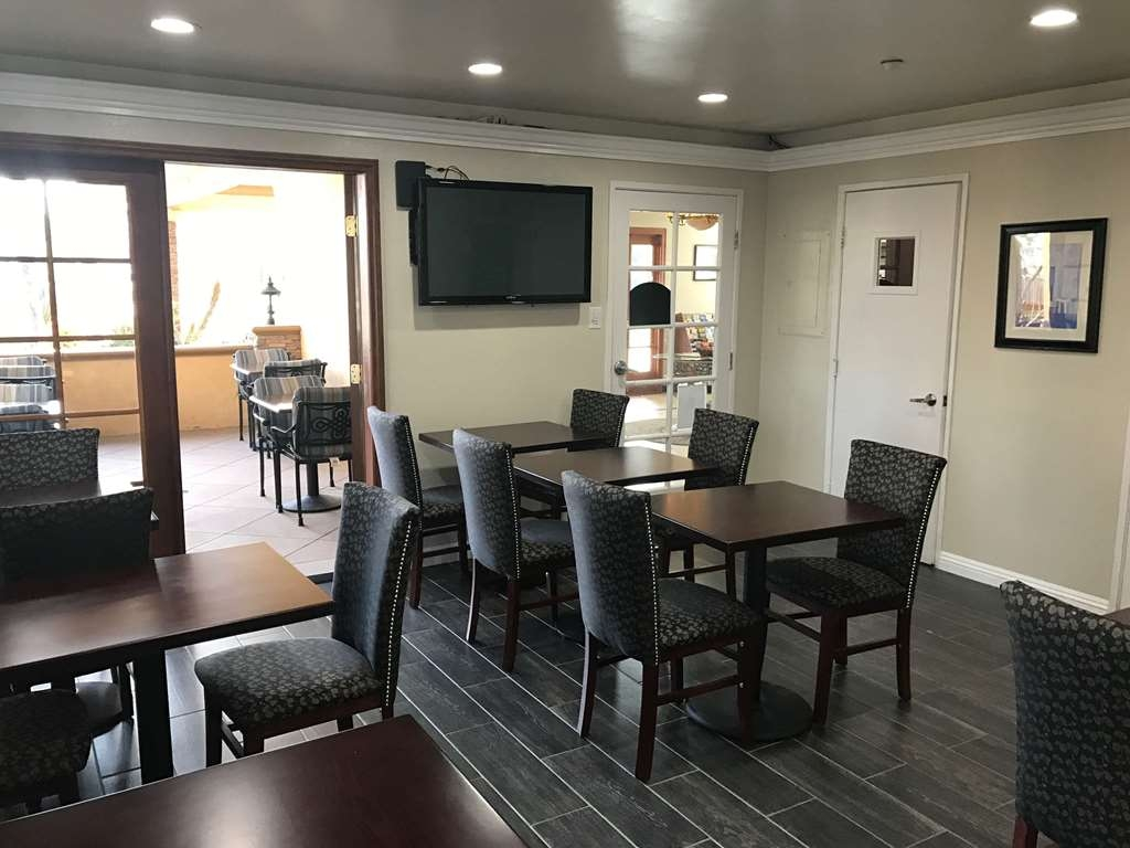 SureStay Plus Hotel by Best Western San Bernardino South - Sit down and enjoy the morning news while sipping a delicious cup of coffee.