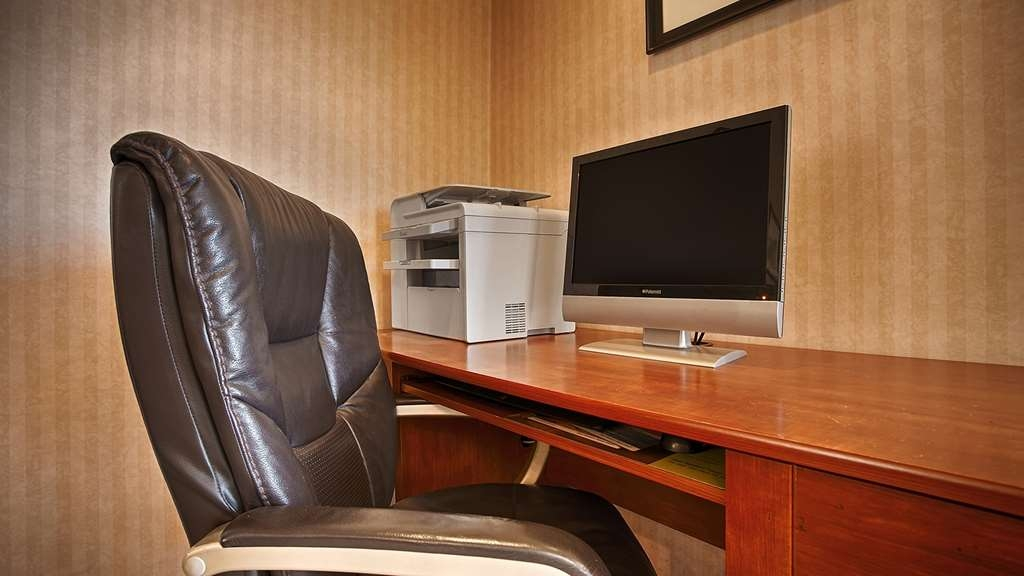 SureStay Plus Hotel by Best Western San Bernardino South - Stay productive during your time away from home in our business center.
