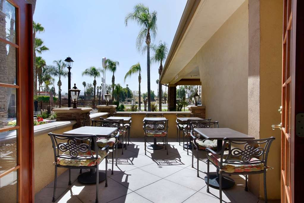 SureStay Plus Hotel by Best Western San Bernardino South - Pick up a book and take in our beautiful landscape on our outside patio.