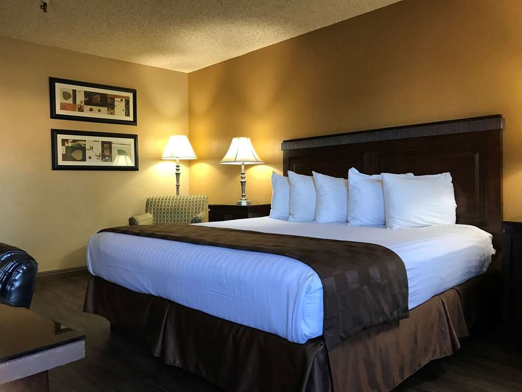 SureStay Plus Hotel by Best Western San Bernardino South - If you need a king smoking or non smoking room we've got you covered.