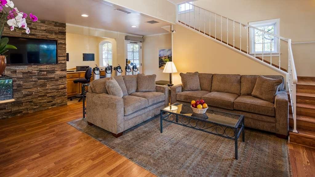 Best Western Plus Encina Inn & Suites - Lobbyansicht