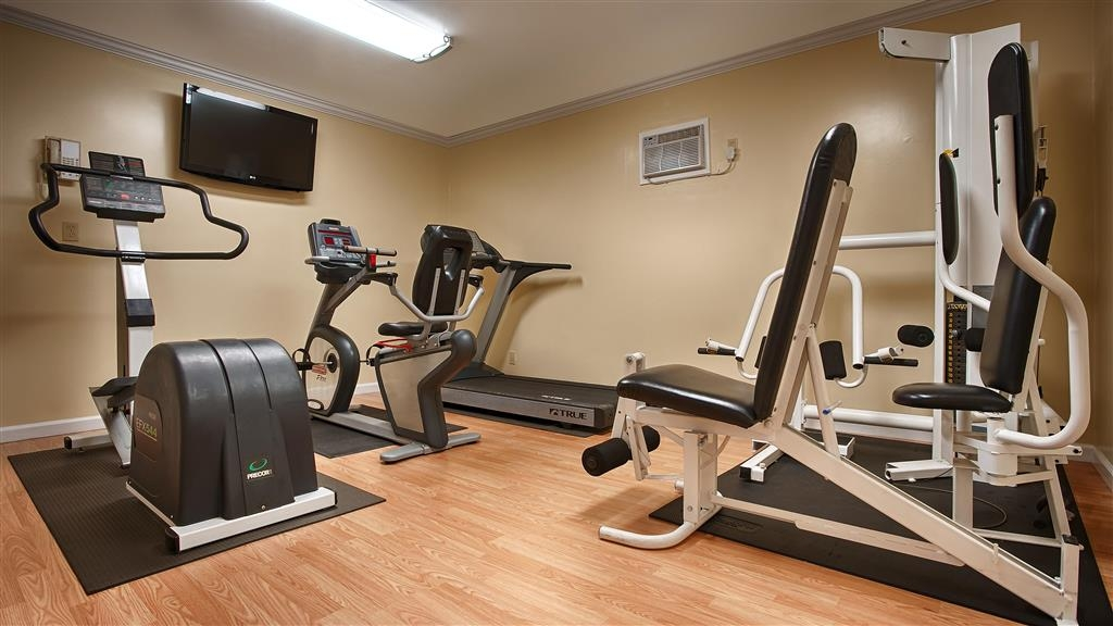 Best Western Plus Encina Inn & Suites - Fitness Center