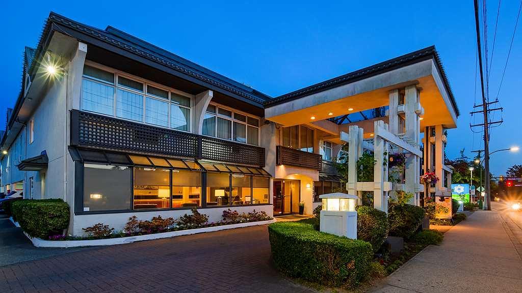 SureStay Hotel by Best Western North Vancouver Capilano - Area esterna