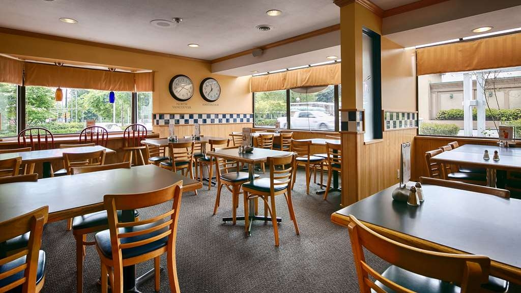 SureStay Hotel by Best Western North Vancouver Capilano - Restaurant / Gastronomie