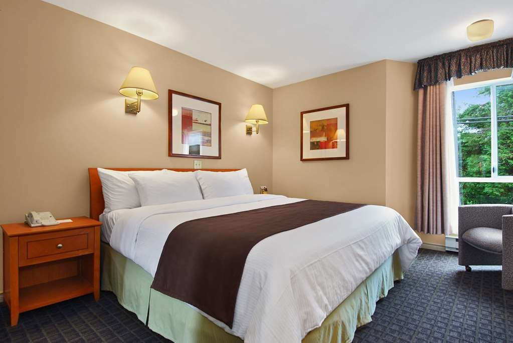 SureStay Hotel by Best Western North Vancouver Capilano - Chambres / Logements