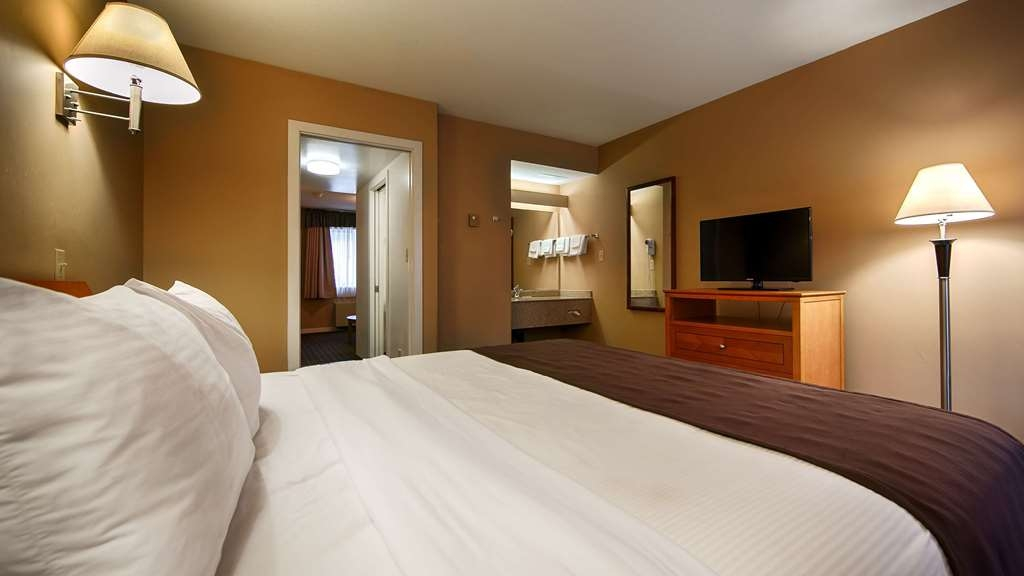 SureStay Hotel by Best Western North Vancouver Capilano - Suite