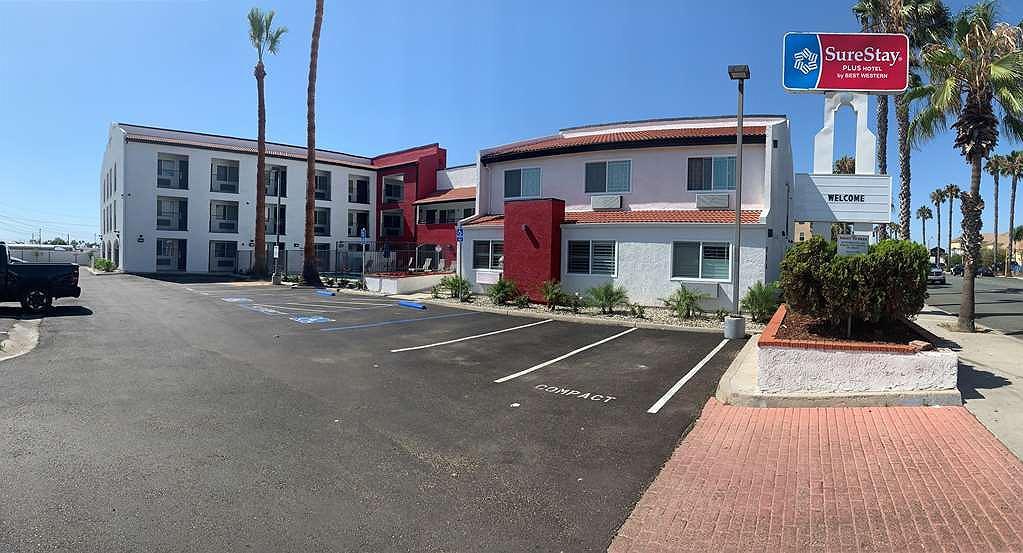 SureStay Plus Hotel by Best Western Chula Vista West - Façade
