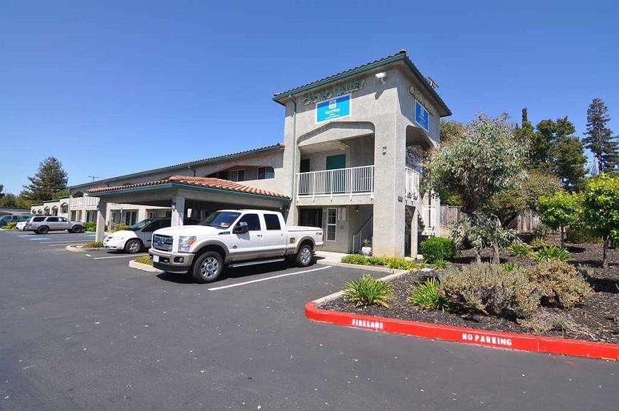 SureStay Hotel by Best Western Castro Valley - Aussenansicht